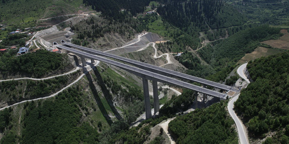 BRIDGE OF METSOVO